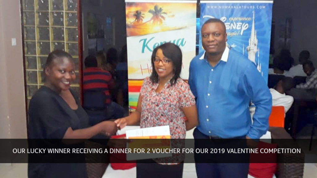 2019 Valentine's Day Competition Winner  – African Prestige Zambia